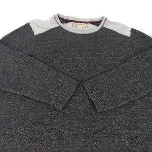 Tommy Bahama Black Gray Long Sleeve Sweatshirt XL